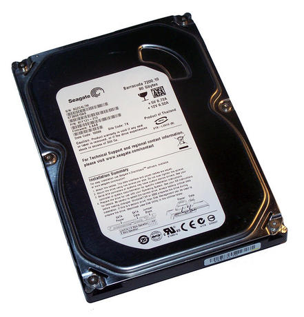 "Seagate ST380815AS 80GB 7.2K 3.5"" Barracuda SATA HDD 